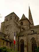 treguier cathedrale saint-tugdual
