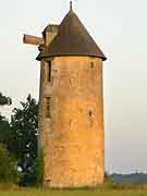 grand moulin a vent de la grees renac