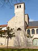 clisson eglise de la trinite