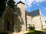 chapelle saint-laurent silfiac