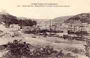 carte postale port du legue plerin
