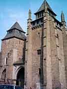 saint-brieuc cathedrale saint-etienne