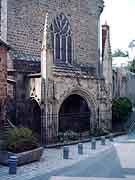 chapelle notre-dame de la fontaine et fontaine saint-brieuc saint-brieuc