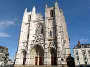 nantes cathedrale saint-pierre